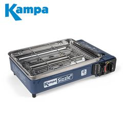 Kampa Sizzle Tabletop Gas Barbecue - 2021 Model