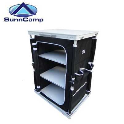 SunnCamp SunnCamp Small Deluxe Easy to Erect Storage Unit