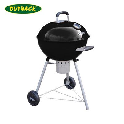Outback Outback Comet Charcoal Kettle In Black