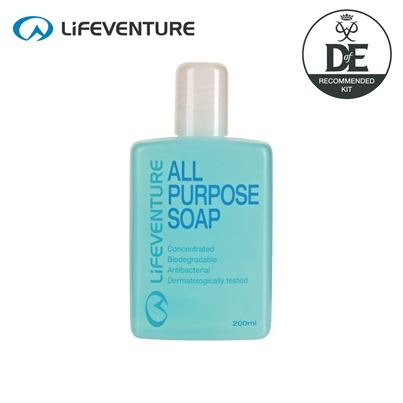 LifeVenture Lifeventure All Purpose Soap