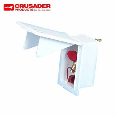 Crusader Quick Release Gas Outlet Box