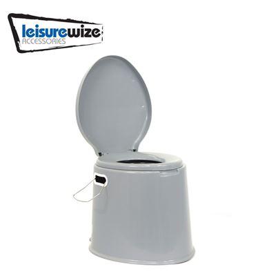 Leisurewize Leisurewize Need-A-Loo Excel Portable Toilet