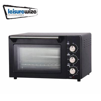 Leisurewize Leisurewize Low Wattage Electric Oven 14L
