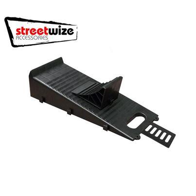 Streetwize Chockmaster Wheel Leveling Ramp