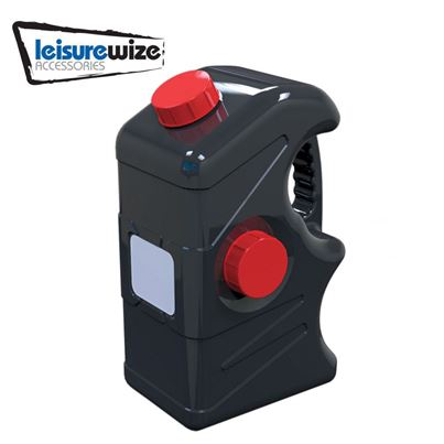 Leisurewize Leisurewize 23 Litre Waste Water Jerry Can Carrier