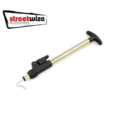 Streetwize Peg Mate Extendable Tent Awning Peg Puller