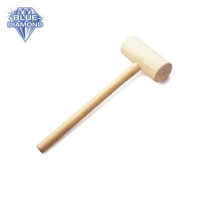 Blue Diamond Large Wooden Camping Mallet