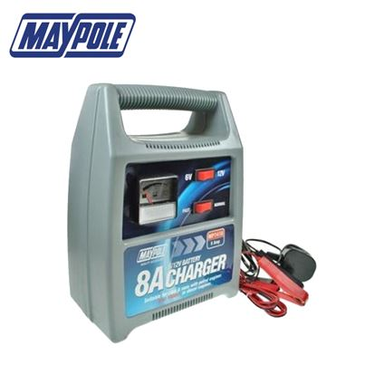 Maypole Maypole Battery Charger 8A 6V or 12V 1800cc Plus
