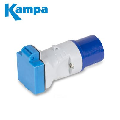 Kampa Dometic Kampa Mains 3 Pin Socket Type G