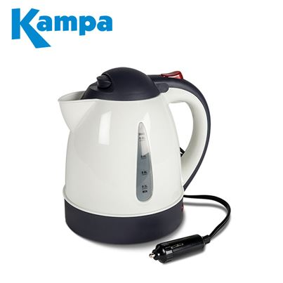 Kampa Kampa Travel 12v Electric Kettle - New For 2019