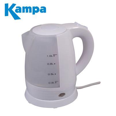 Kampa Dometic Kampa Bubble 1 Litre Mini Electric Kettle