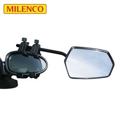 Milenco MGI Steady View Towing Mirror Twin Pack