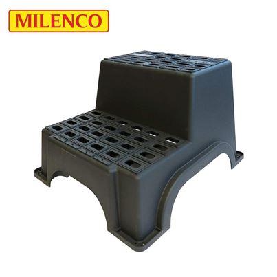 Milenco Milenco MGI Plastic Double Caravan Step