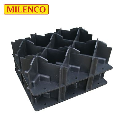 Milenco Milenco Stacka Jacka Pads for Corner Feet - Pack of 4