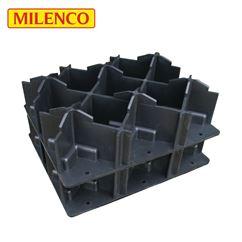 Milenco Stacka Jacka Pads for Corner Feet - Pack of 4