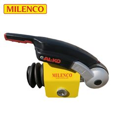 Milenco Super Heavy Duty Alko AKS3004 Hitch Lock