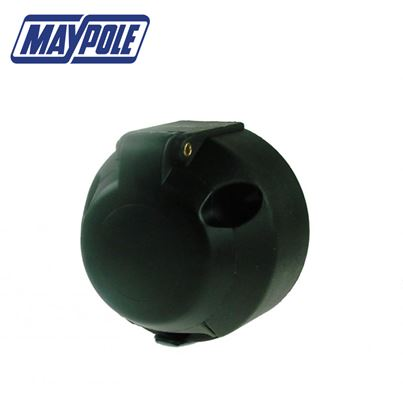 Maypole Maypole 12N Type 7 Pin Plastic Socket