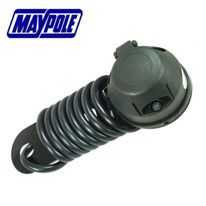 Maypole Maypole 7 Pin N Type Socket Assembly With Mounting Plate