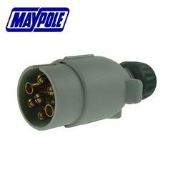 Maypole 12S Type 7 Pin Plastic Plug