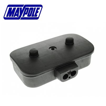 Maypole Maypole 10 Way Junction Box with Screw Down Lid
