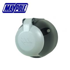 Maypole 12S Type 7 Pin Plastic Socket