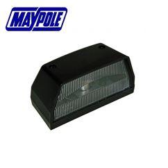 Maypole 12V Number Plate Lamp