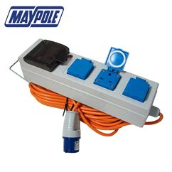 Maypole 230V 10A Mobile Mains Power Unit