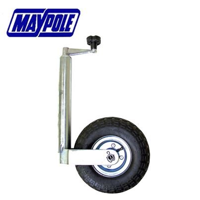 Maypole Maypole 48m Pneumatic Jockey Wheel