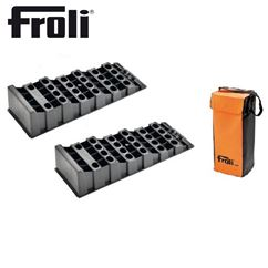 Froli Level Ramp Set - Twin Multi Level with Storage Bag