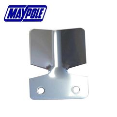 Maypole Bumper Protector in Stainless Steel