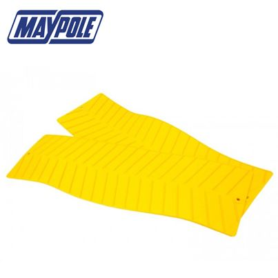 Maypole Maypole Yellow Grip Mat - Pack of Two