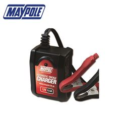 12V Maypole Automatic Trickle Battery Charger