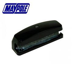 Maypole Economy 12V Number Plate Lamp