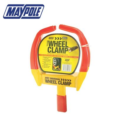 Maypole Maypole Universal Wheel Clamp