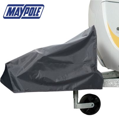 Maypole Maypole Heavy Duty Deluxe Universal Hitch Cover Grey