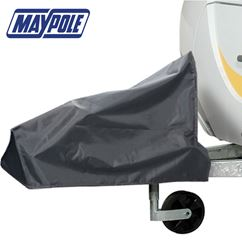 Maypole Heavy Duty Deluxe Universal Hitch Cover Grey