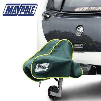 Maypole Maypole Premium Large 4-Ply Breathable Caravan Hitch Cover