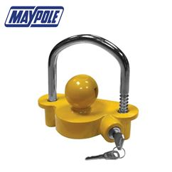 Maypole Universal Trailer Hitch Lock