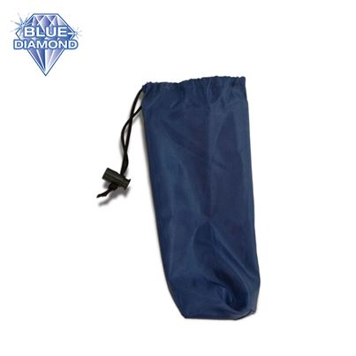 Blue Diamond Luxury Polyester Peg Bag
