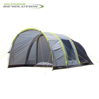 Outdoor Revolution Outdoor Revolution Cruiz 4.0 Air Tent With Free Snugrug - 2019 Model