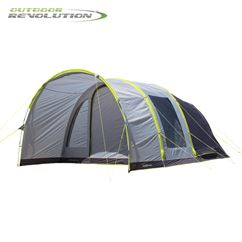 Outdoor Revolution Cruiz 4.0 Air Tent With Free Snugrug - 2019 Model