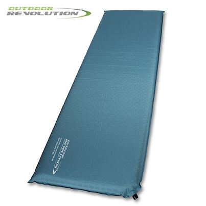 Outdoor Revolution Outdoor Revolution Camp Star 75mm Single Self Inflating Sleeping Mat