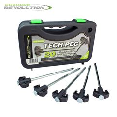 Outdoor Revolution Tent & Awning Tech Pegs