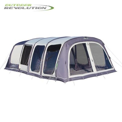 Outdoor Revolution Outdoor Revolution Airedale 6.0S Air Tent - 2019 Model