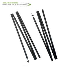 Outdoor Revolution 2 x Front Canopy Poles
