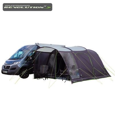 Outdoor Revolution Outdoor Revolution Cayman Cacos Air Driveaway Awning - 2018 Model