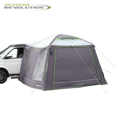 Outdoor Revolution Outdoor Revolution Cayman Air Driveaway Awning - 2018 Model