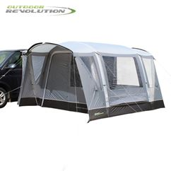Outdoor Revolution Cayman Combo Air Low Driveaway Awning - 2021 Model