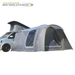 Outdoor Revolution Cayman Deltair Driveaway Awning - 2019 Model