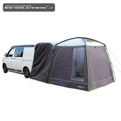 Outdoor Revolution Cayman Tail Driveaway Pole Awning - 2018 Model
